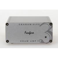 Graham Slee Gram Amp 3 Fanfare/Green