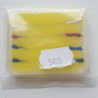 Tonar Headshell Wire Silver AG AG-99, art. 5406