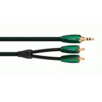 Audioquest EVERGREEN 3.5mm Mini - RCAs