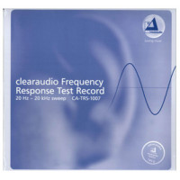 Тестовая грампластинка: CA-TRS-1007 Testschallplatte  LP 83056
