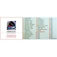Тестовый прогревочный CD диск Nordost