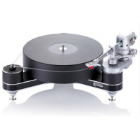 Clearaudio Innovation Compact TT 029 Black acrylic