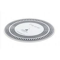 Тестовый диск для проверки скорости вращения грампластинок:Clearaudio SPEED Strobe Test Record AC038