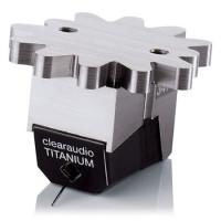 Clearaudio Titanium V2 95 dB, MC 015