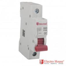 ElectroHouse EH-1.10 Автоматический выключатель