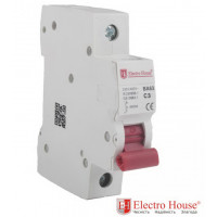 ElectroHouse EH-1.3 Автоматический выключатель