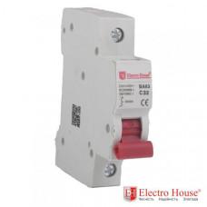 ElectroHouse EH-1.32 Автоматический выключатель