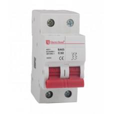 ElectroHouse EH-2.50 Автоматический выключатель двухполюсный
