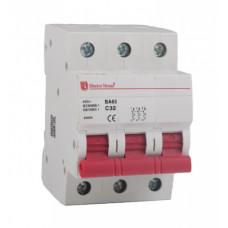 ElectroHouse EH-3.100 Автоматический выключатель трёхполюсный