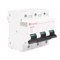 ElectroHouse EH-3.100S Автоматический выключатель трёхполюсный
