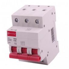 ElectroHouse EH-3.16 Автоматический выключатель трёхполюсный