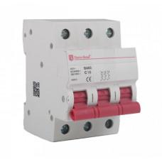 ElectroHouse EH-3.50 Автоматический выключатель трёхполюсный