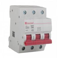 ElectroHouse EH-3.63 Автоматический выключатель трёхполюсный
