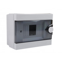ElectroHouse EH-BM-005 Бокс модульный для наружной установки на 2-6 модулей