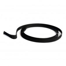 Нейлоновые рукава для кабеля Atlas Nylon Webbing Black