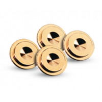 Oehlbach 55143 Washers for Spikes gold  (4 шт.)