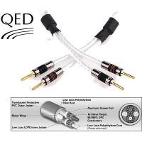 QED Genesis Silver Spiral C-GNSS