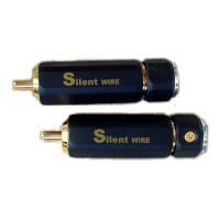 Silent Wire RCA Stecker Serie 16 SW