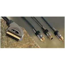 Scart to S-VHS with Stereo, 1.5m