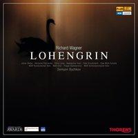 Thorens Album Vinyl 5 LP from Richard Wagner Lohengrin