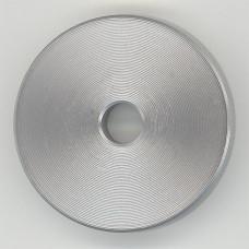 Адаптер для проигрывания синглов Tonar Adaptor 45 RPM Alluminium art 5953