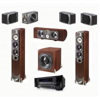 Комплект 7.1 Paradigm Studio 60 Series v.5 + Anthem MRX-500